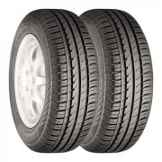Kit 2 Pneus Continental Aro 14 165/70R14 ContiEcoContact 3 85T