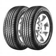 Kit 2 Pneus Goodyear Aro 16 205/65R16 Efficientgrip SUV 95H