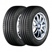Kit 2 Pneus Goodyear Aro 17 195/40R17 Kelly Edge Sport 81V