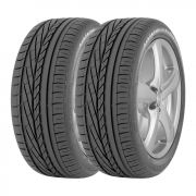 Kit 2 Pneus Goodyear Aro 17 225/50R17 Excellence Run Flat 98W Fabric 2014