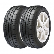 Kit 2 Pneus Goodyear Aro 17 235/55R17 Eagle NCT-5 Run Flat 99W - Fab: 2009