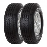 Kit 2 Pneus GT Radial Aro 16 245/75R16 Savero HT-2 120/116R Dot 2015