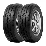Kit 2 Pneus Hifly Aro 15 205/70R15 Super 2000 106/104R