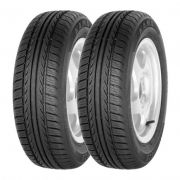 Kit 2 Pneus kama Aro 14 185/70R14 Breeze 88T