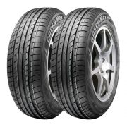 Kit 2 Pneus Ling Long Aro 15 195/60R15 Green-Max HP010 88H