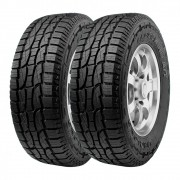 Kit 2 Pneus Ling Long Aro 15 205/65R15 Crosswind AT 94H