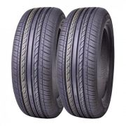 Kit 2 Pneus Ovation 165/65R13 Eco Vision VI-682 77T Fabric 2012