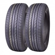 Kit 2 Pneus Ovation Aro 15 175/60R15 VI-682 81H