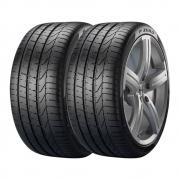 Kit 2 Pneus Pirelli Aro 17 255/40R17 Pzero Run Flat 94W
