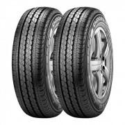Kit 2 Pneus Pirelli  Chrono 205/75R16 110/108R