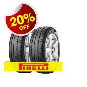 Kit 2 pneus Pirelli Cinturato P1 195/55R15 85V