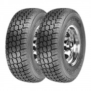 Kit 2 Pneus Triangle Aro 15 235/75R15 TR-246 105S