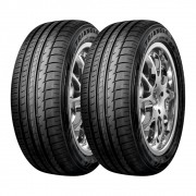 Kit 2 Pneus Triangle Aro 17 205/40R17 TH-201 84W