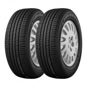 Kit 2 Pneus Triangle Aro 18 235/55R18 TR-257 100V