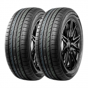 Kit 2 Pneus XBRI Aro 16 205/55R16 Ecology 91V