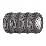 Kit 4 Pneus General Aro 13 175/70R13 Evertrek RT 82T
