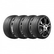 Kit 4 Pneus Goform Aro 17 245/45R17 GH-18 97W