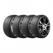Kit 4 Pneus Goform Aro 18 225/45R18 GH-18 95W