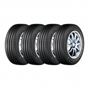Kit 4 Pneus Goodyear Aro 16 205/55R16 Kelly Edge Sport 91V