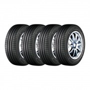 Kit 4 Pneus Goodyear Aro 17 195/40R17 Kelly Edge Sport 81V