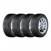 Kit 4 Pneus Goodyear Aro 17 225/45R17 Kelly Edge Sport 91