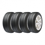 Kit 4 Pneus Goodyear Aro 17 235/55R17 Eagle NCT-5 Run Flat 99W - Fab: 2009