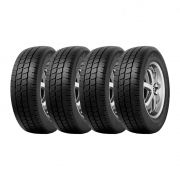 Kit 4 Pneus Hifly Aro 15 205/70R15 Super 2000 106/104R