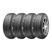 Kit 4 Pneus Ling Long Aro 15 195/65R15 Green-Max HP010 91V