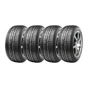 Kit 4 Pneus Ling Long Aro 17 205/40R17 Crosswind Extra Load 84w