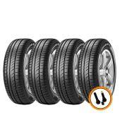 Kit 4 Pneus Pirelli Aro 15 185/65R15 Cinturato P1 88H + Brinde