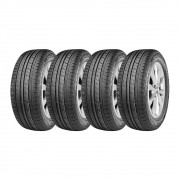 Kit 4 Pneus Royal Black Aro 18 255/60R18 Royal Performance 112V
