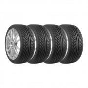 Kit 4 Pneus Sunny Aro 20 255/35R20 SN-3970 97W Fabric2013