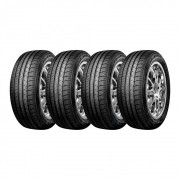 Kit 4 Pneus Triangle Aro 17 205/40R17 TH-201 84W