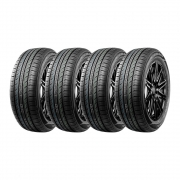 Kit 4 Pneus XBRI Aro 15 205/60R15 Ecology 91V