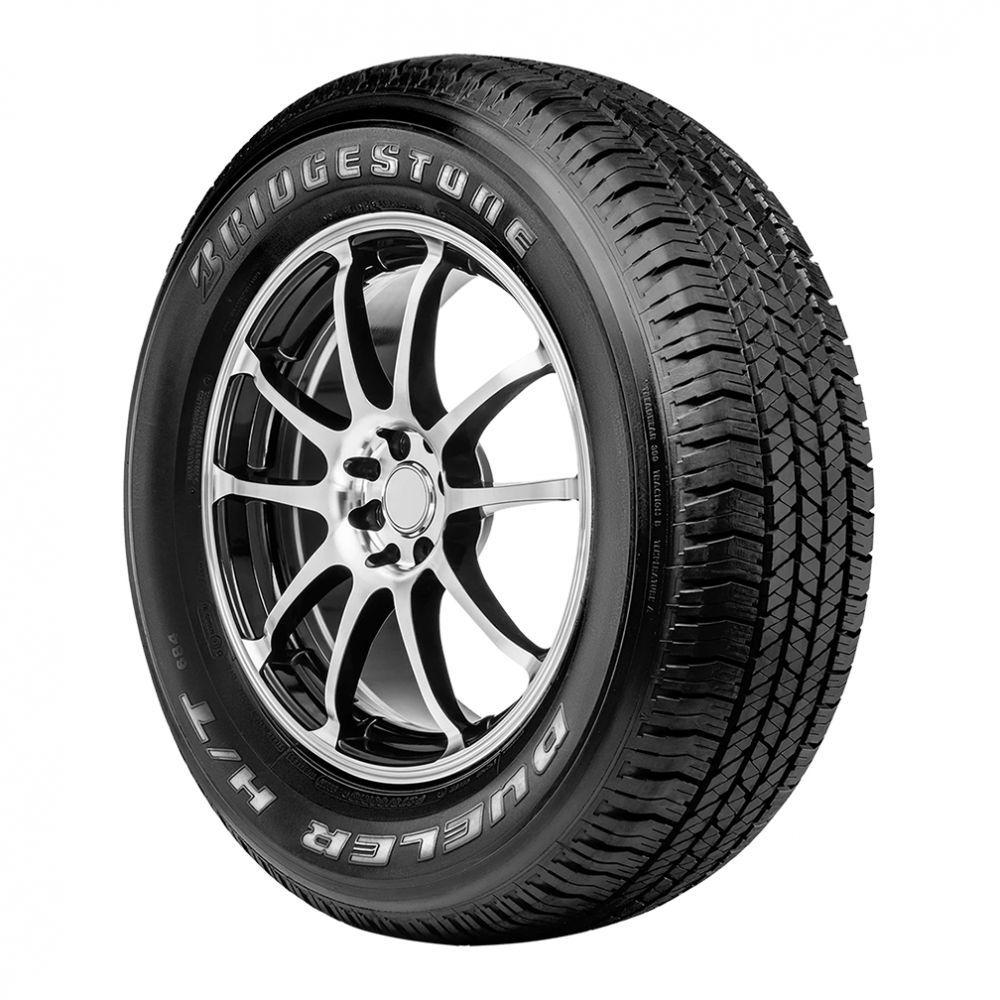 61e0040cb Kit 2 Pneus Bridgestone Aro 16 215 65R16 Dueler H T 684 98T - Twintire