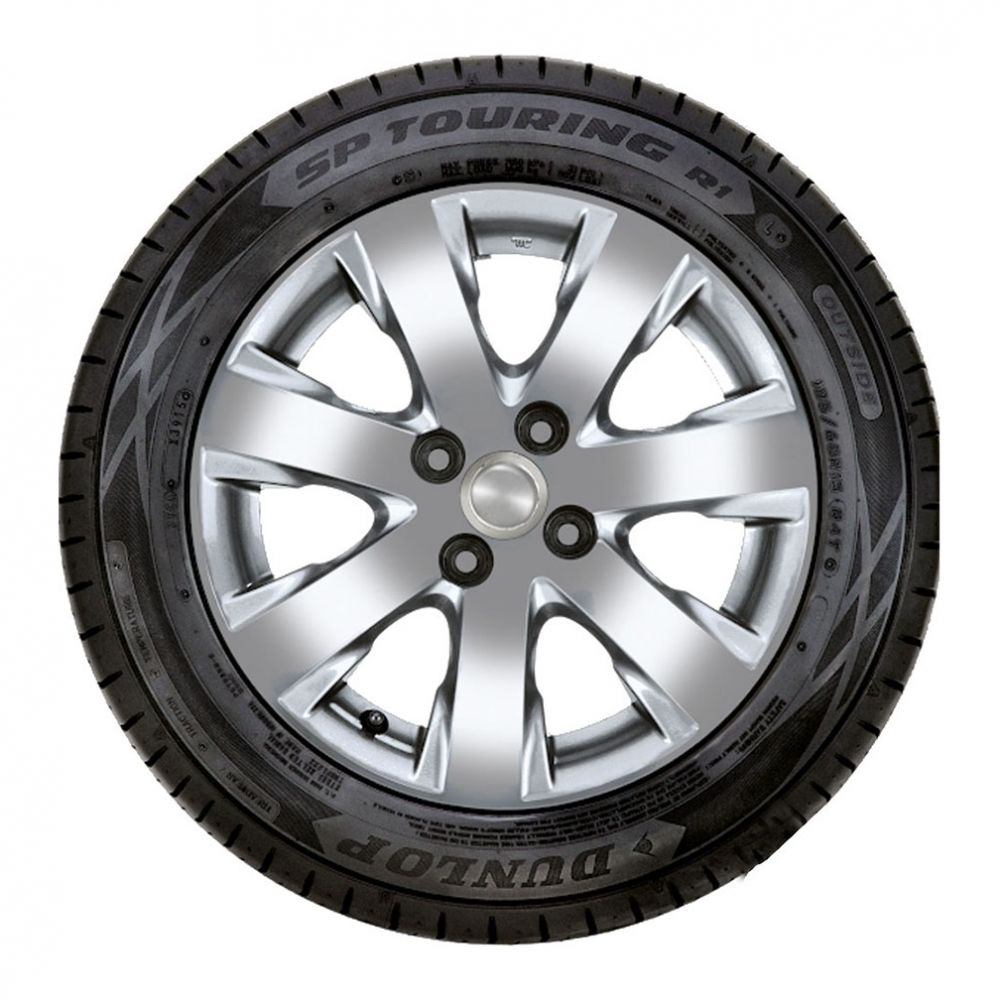 Kit 2 Pneus Dunlop Aro 13 175/70R13 SP Touring R1 82T