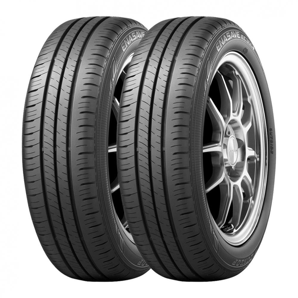Kit 2 Pneus Dunlop Aro 17 215/60R17 Enasave EC300 96H