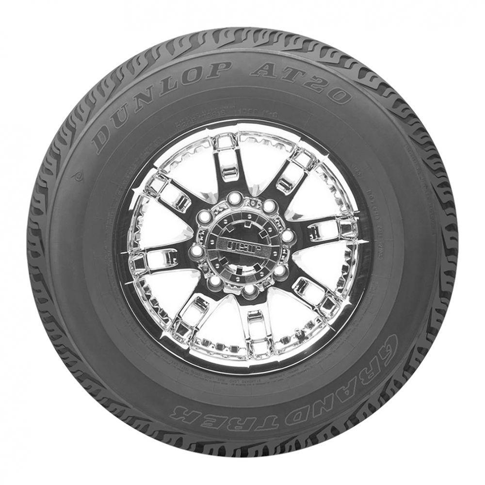 Kit 2 Pneus Dunlop Aro 17 225/70R17 Grandtrek AT-20 108/106S