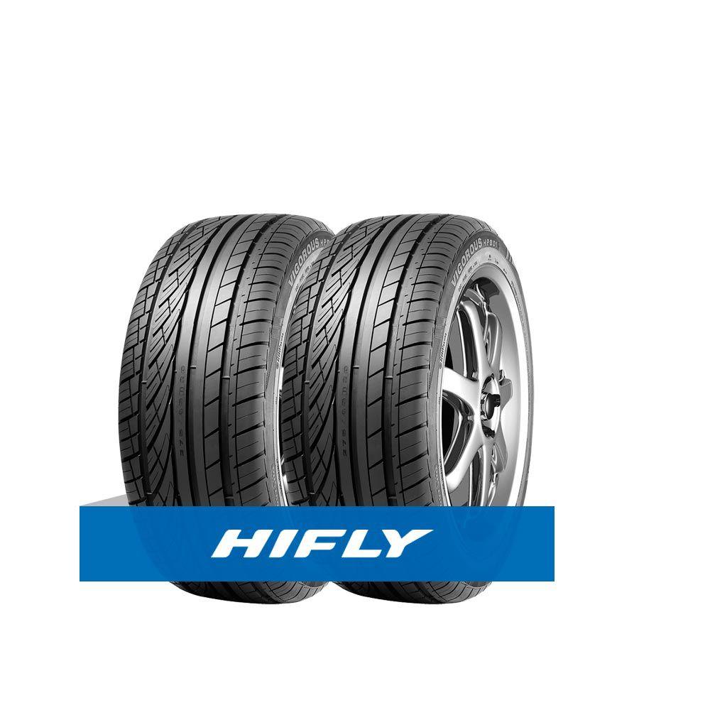 Kit 2 pneus Hifly HP-801 Vigorous 215/60R17 96H
