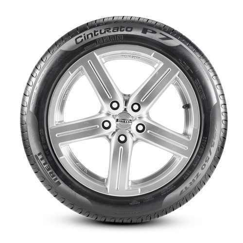 Kit 2 Pneus Para Volkswagen Gol Pirelli Aro 16 195/50R16 Cinturato P7 84V