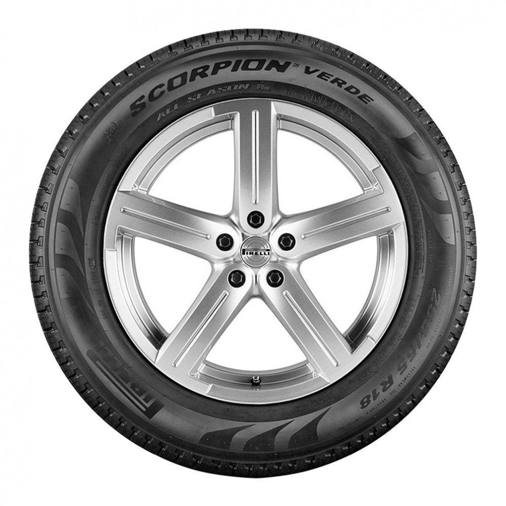 Kit 2 Pneus Pirelli Aro 17 225/65R17 Scorpion Verde All Season 102H
