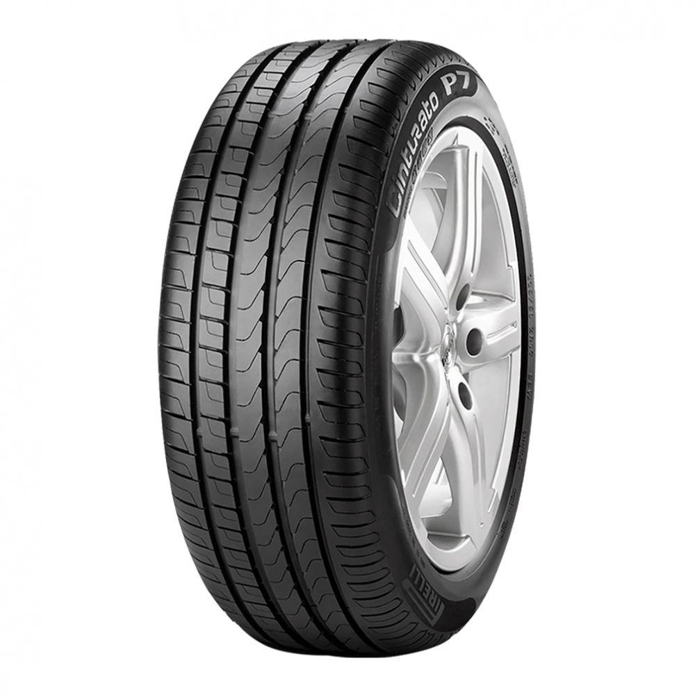 Kit 2 Pneus Pirelli Aro 18 255/45R18 Cinturato P7 Run Flat 99W Dot. 2017
