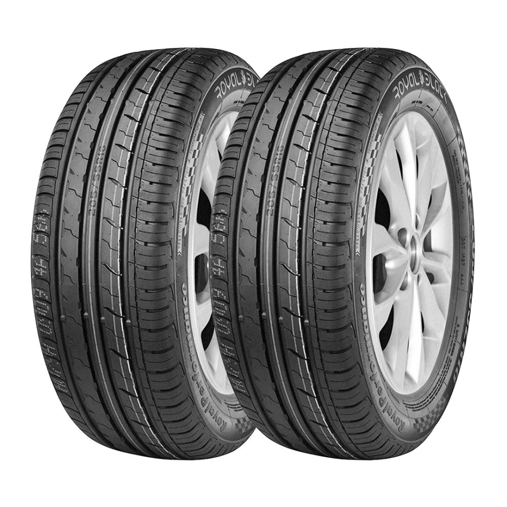 Kit 2 Pneus Royal Black Aro 18 255/60R18 Royal Performance 112V