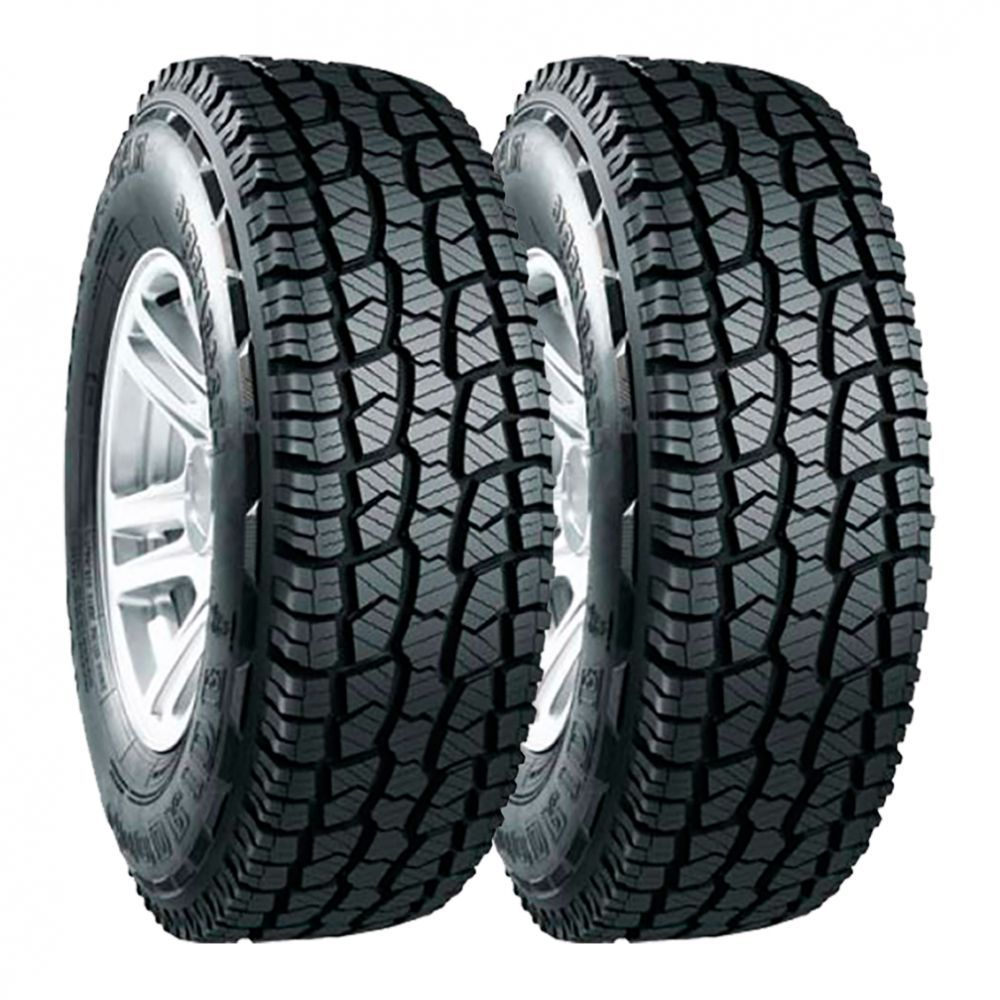 Kit 2 Pneus West Lake Aro 16 205/60R16 SL-369 AT 92H