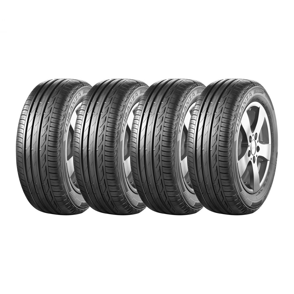 Kit 4 Pneus Bridgestone Aro 17 225/45R17 Turanza T001 94W