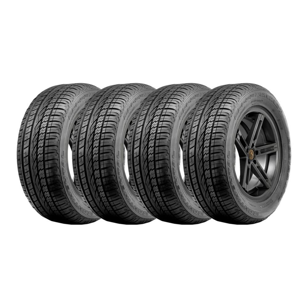 Kit 4 Pneus Continental Aro 22 275/35R22 ContiCrossContact UHP 104ZR