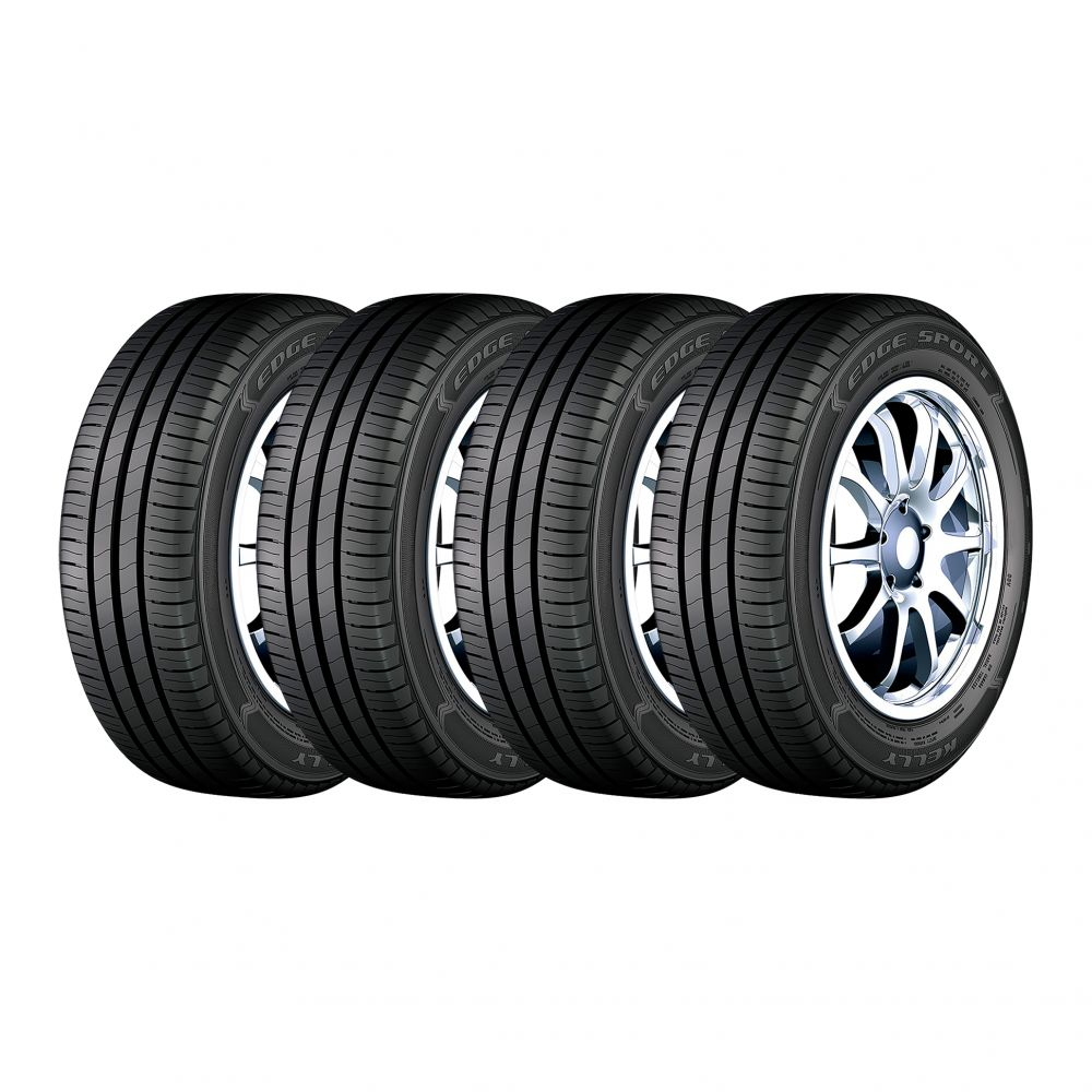 Kit 4 Pneus Goodyear Aro 20 225/35R20 Kelly Edge Sport 90V