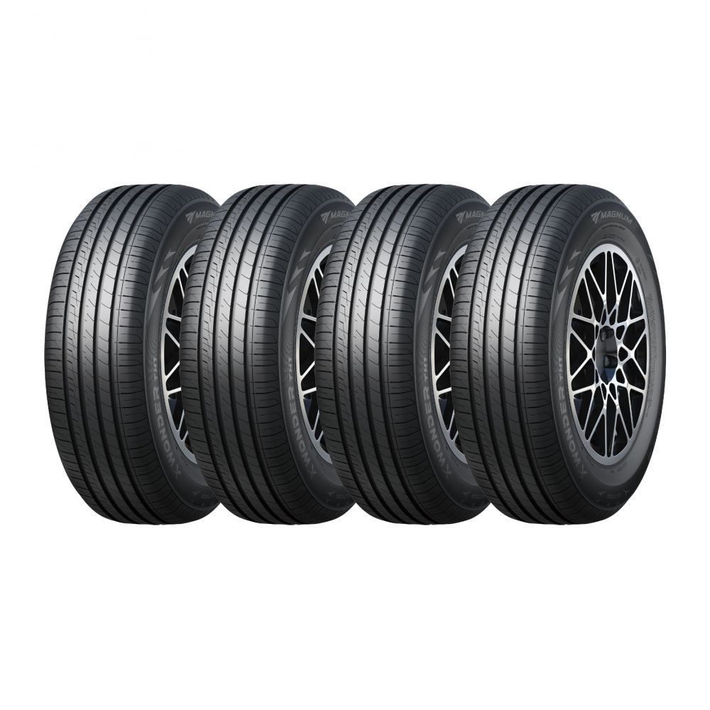 Kit 4 Pneus Magnum Aro 15 195/50R15 X Wonder TH1 82H
