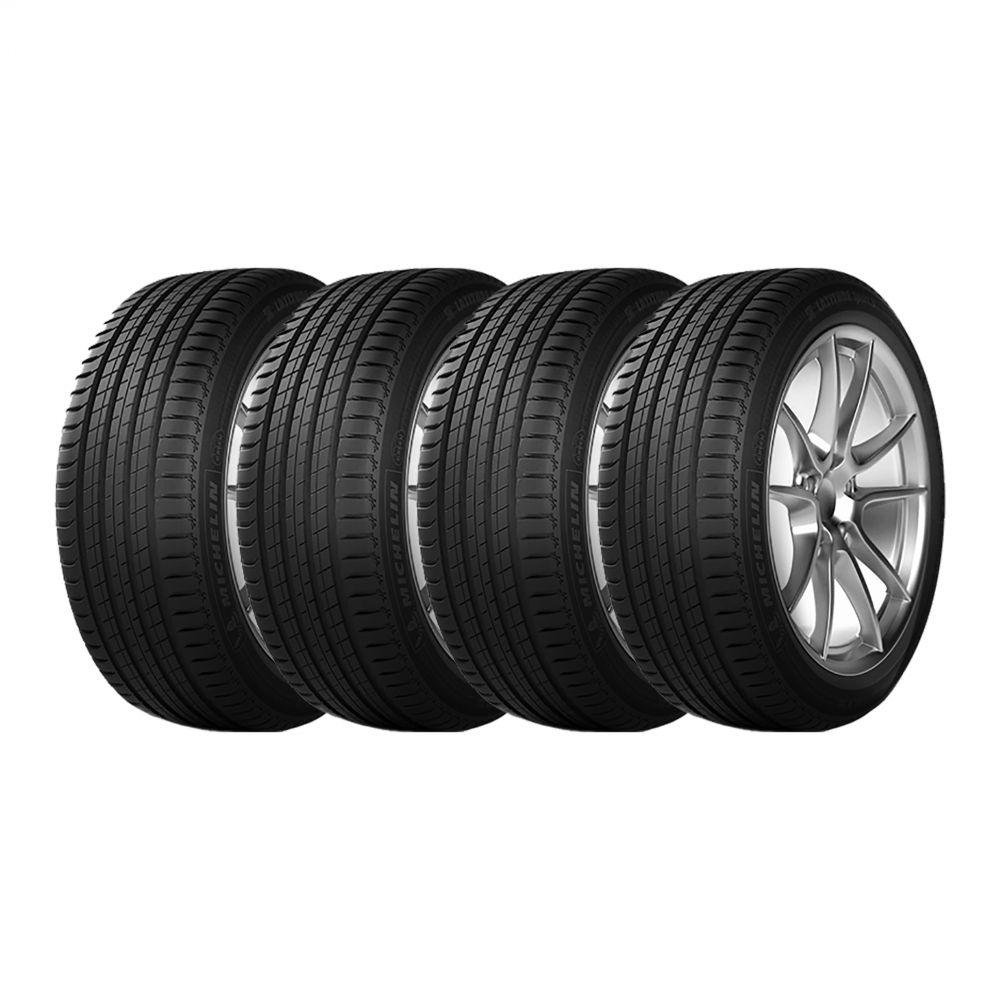 Kit 4 Pneus Michelin Aro 19 285/45R19 Latitude Sport 3 Run Flat 111W - Fab: 2017
