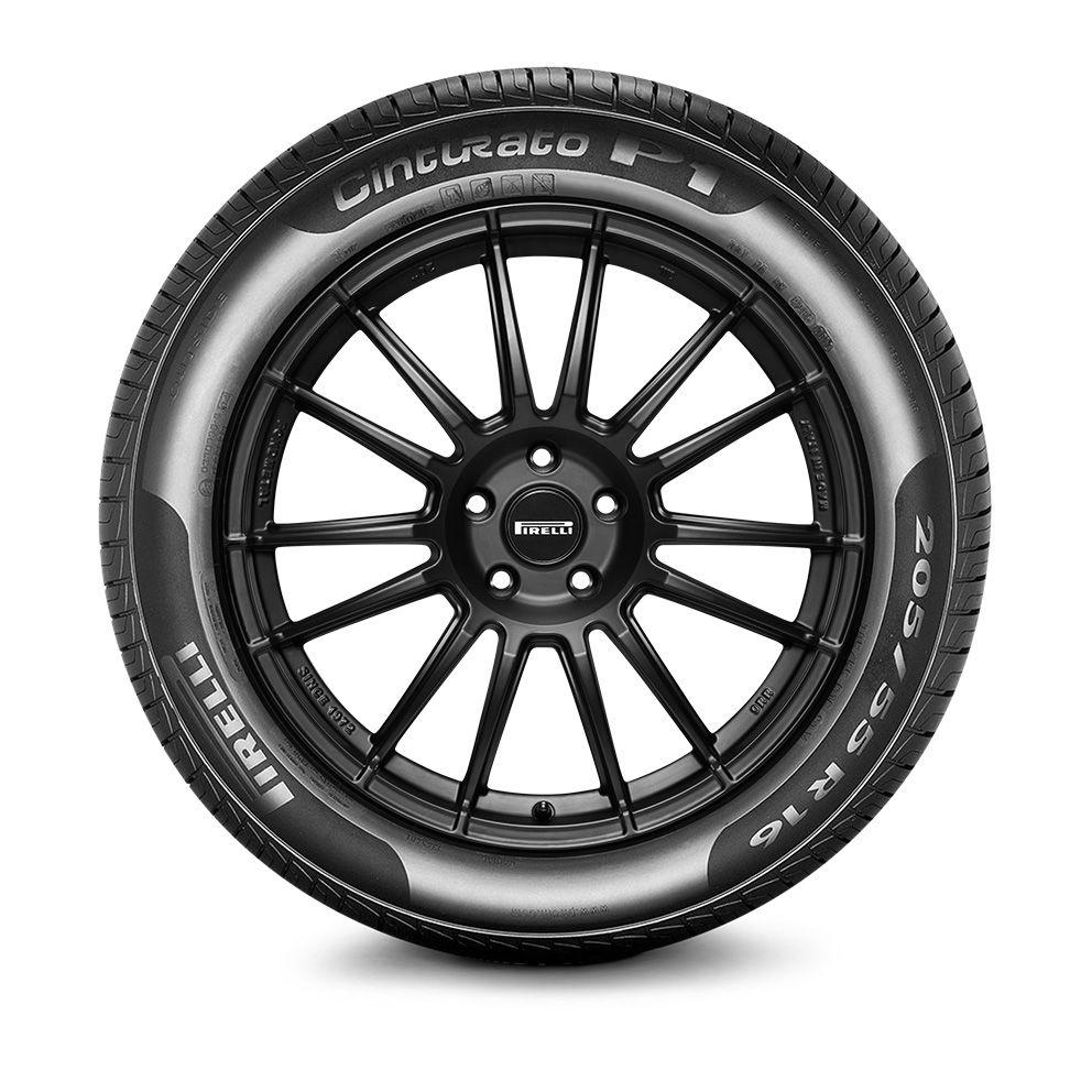 Kit 4 Pneus Para Renault Sandero Pirelli Aro 15 185/65R15 Cinturato P1 88H